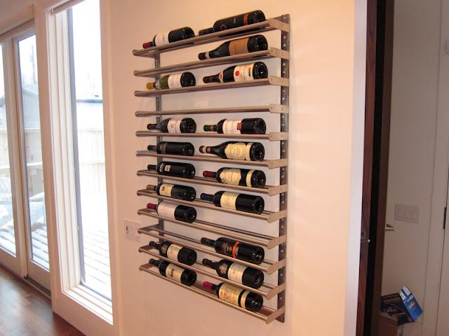 Porte bouteilles de vin ikea table de lit - Ikea cuisine range bouteille ...