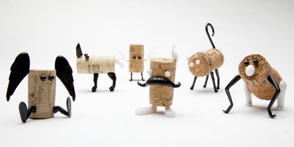 Corkers ou comment donner une seconde vie vos bouchons - Que faire avec bouchons de liege ...