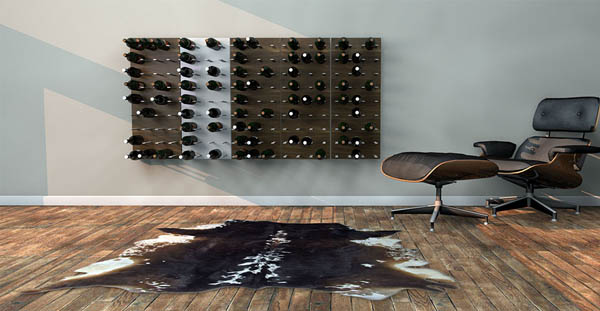 d co des bouteilles de vin sur les murs wine 39 s up. Black Bedroom Furniture Sets. Home Design Ideas