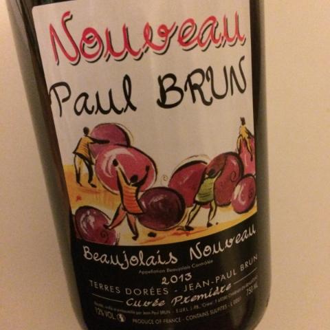 Beaujolais Nouveau x extraterrien#1