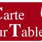 Carte sur Table