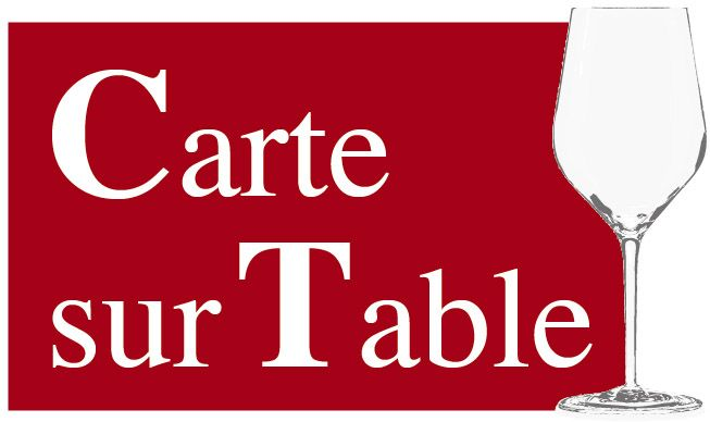 Carte sur Table