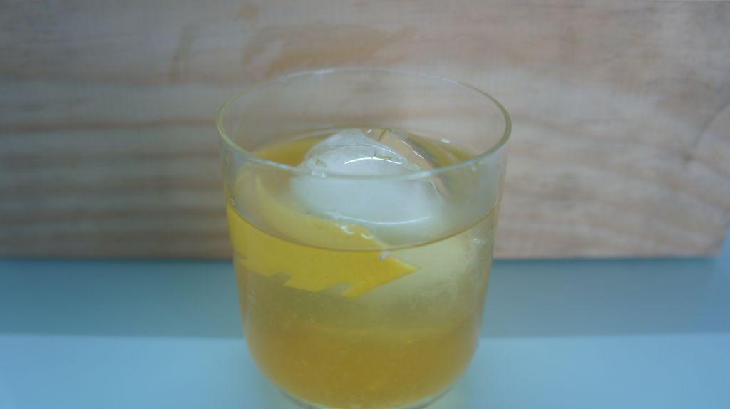 Cocktail Bonne Poire x extraterrien