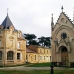 Château Léognan et sa chapelle