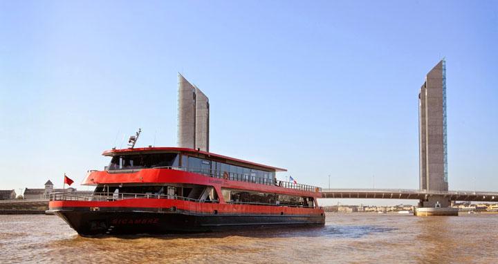 Sicambre de Bordeaux River Cruise