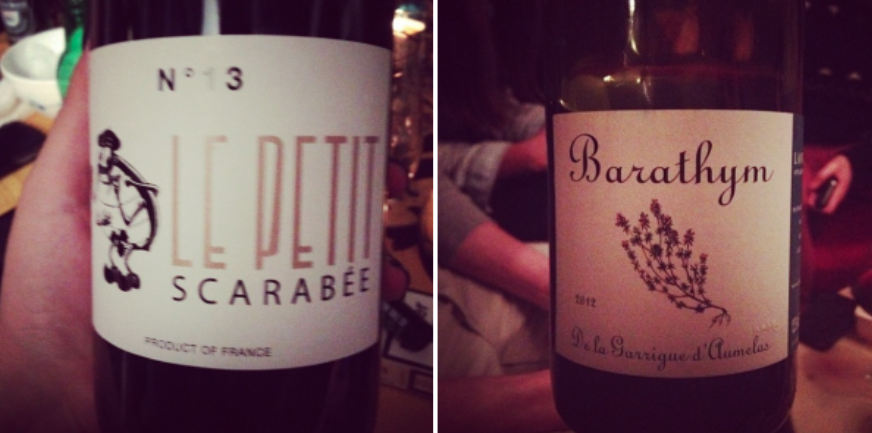 Barathym & Petit Scarabée
