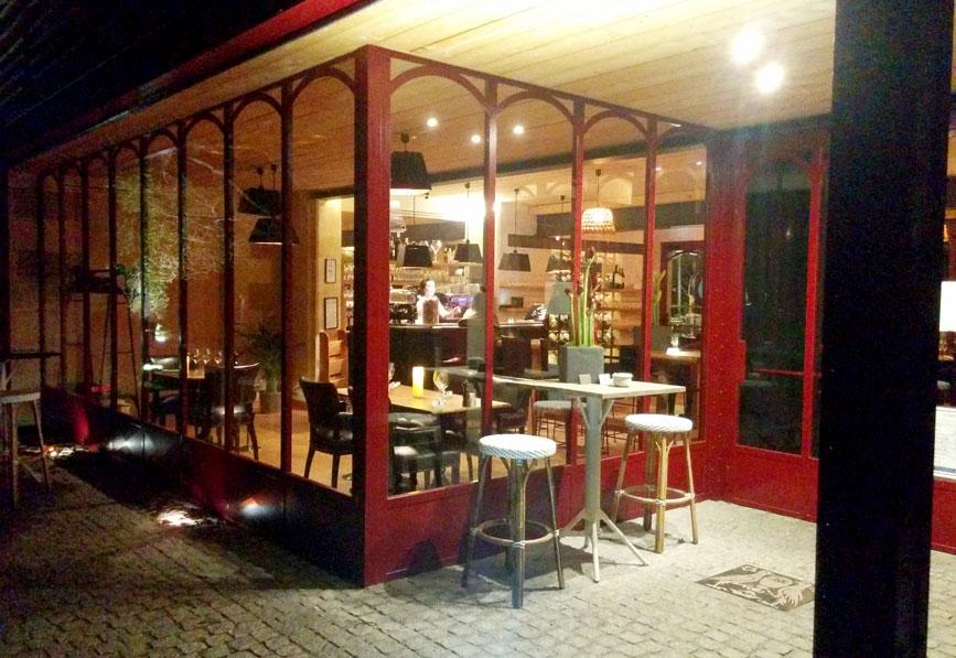 Restaurant Manege Chateau Leognan